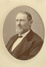 "E. Balch's, ""Augustus Henry Seward, circa 1860-1876,"" University of Rochester Rare Books, Special Collections, and Preservation. William Henry Seward Papers: Box 100, Folder 11."